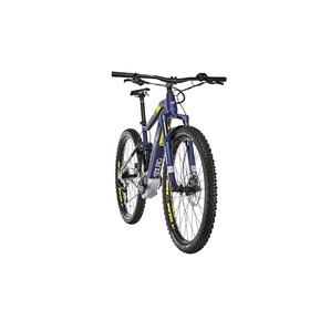 HAIBIKE SDURO FullNine 7.0 E-MTB fullsuspension blå